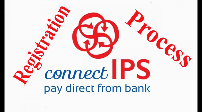 connect ips registration process