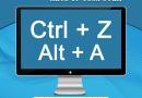 Shortcut Keys of Computer System
