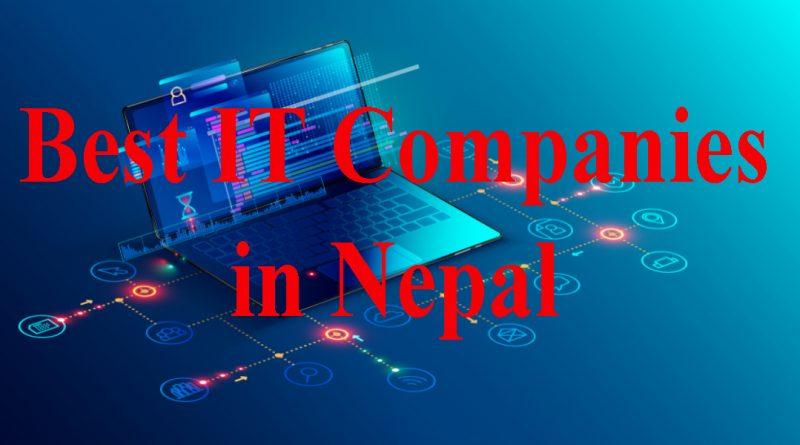 Best IT Companies in Nepal