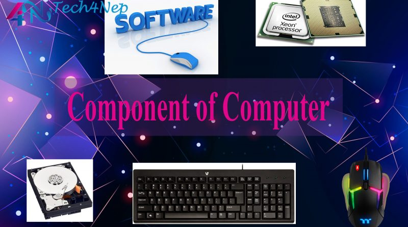 Basic Component of Computer