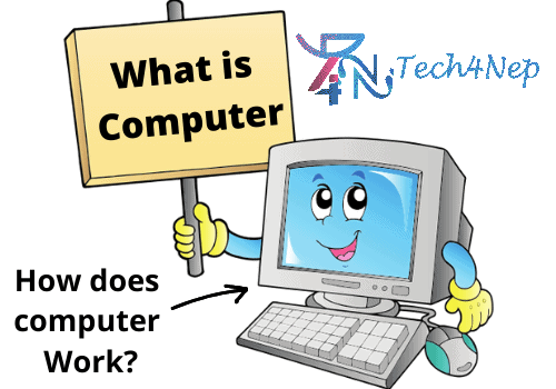 What is Computer? Basic Parts of Computer | ICT in Education