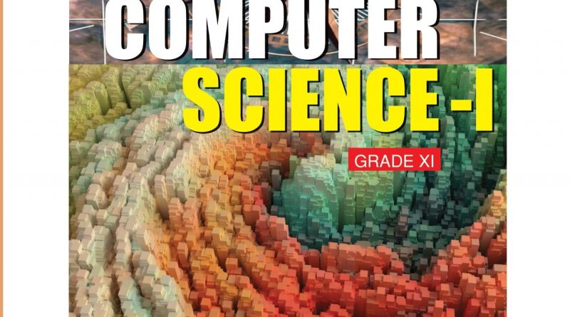 Computer Science Book for Class 11